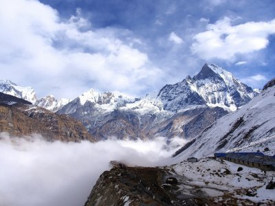 5 Beginner treks in Nepal