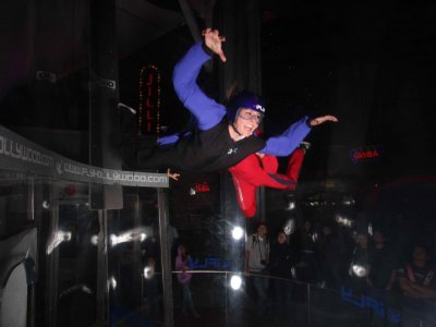 Indoor Skydiving in Hollywood, CA